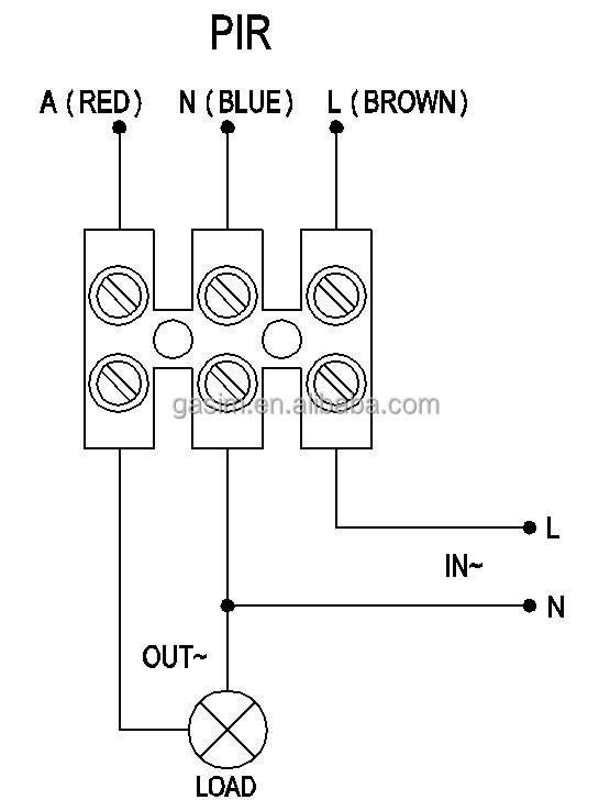motion sensor wire diagram 12 volt 2 2wire motion sensor wire diagram