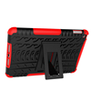 New design tablet case heavy duty defender hybridfor ipad minni 7.9inchstand up case TPU+PC with great price