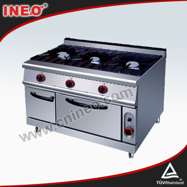 Restaurant Commercial 3 Burner Commercial Cooking Range - Buy 3 Burner  Commercial Cooking Range,Restaurant Kitchen Cooking Range,Welcome Cooking  Range ...