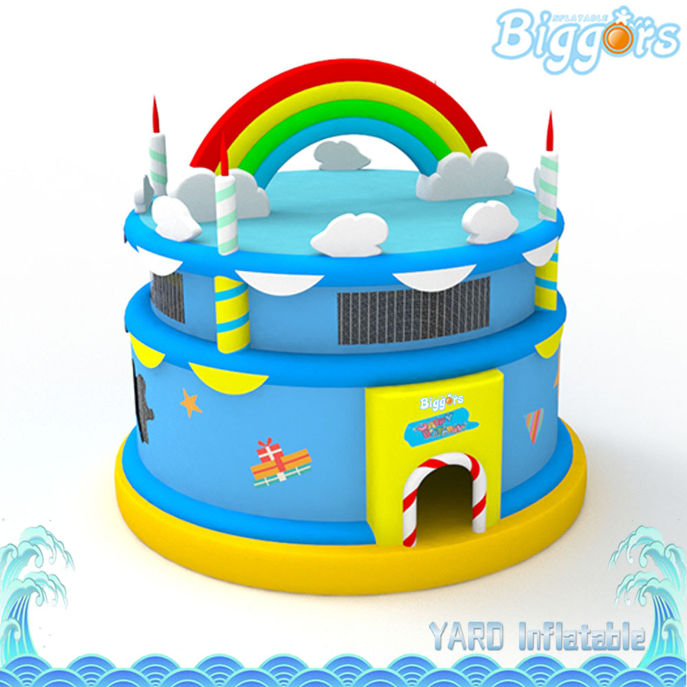 Online Buy Wholesale Happy Bounce House From China Happy
