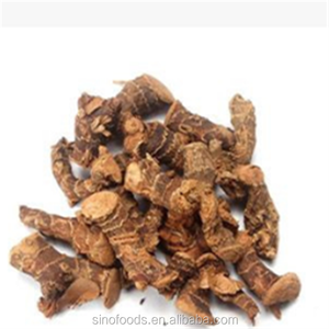 Gao liang jiang Galangal root Alpinia officinarum Hance Natural herbs Herbal spice