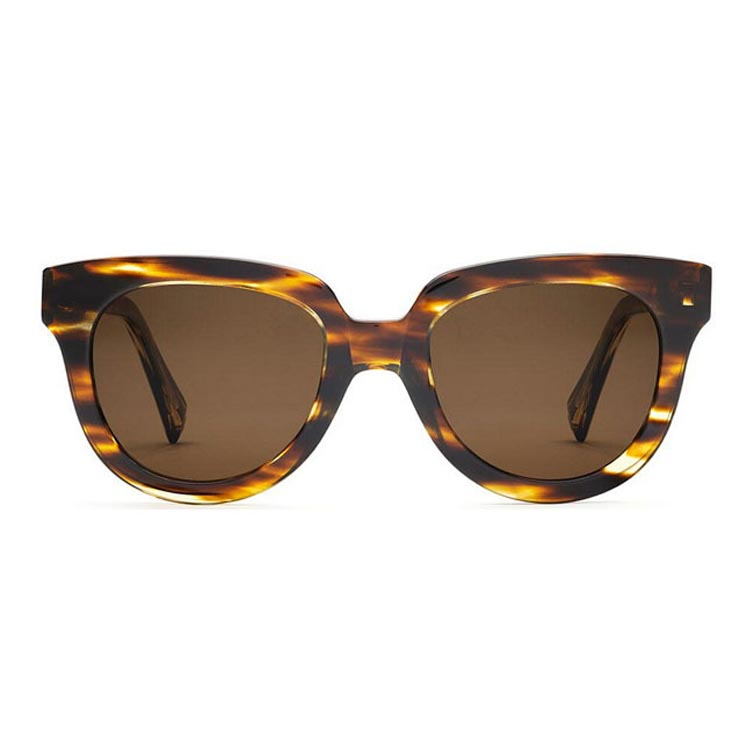 2018 New Products Tortoise Butterfly Women Custom Made Acetate Sunglasses