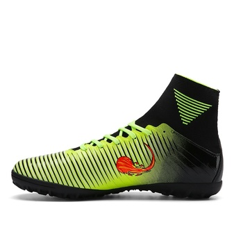 2018 Customized Standard Football Shoes Soccer Boots Indoor Soccer