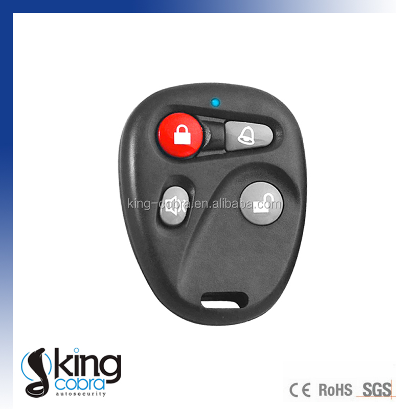 Hot-sale 4 button smart key car remote key clone