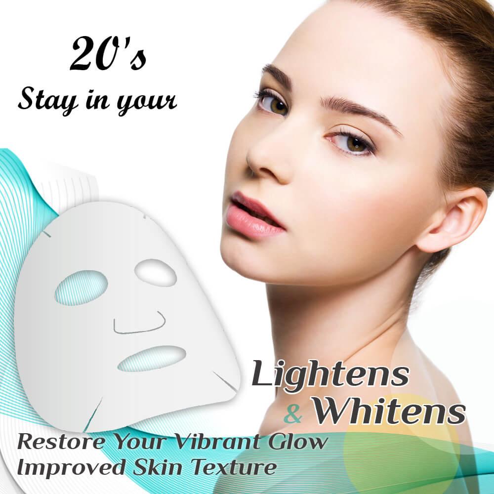 Glutathione Skin Whitening Deep Penetration Face Mask - Buy Face Mask,Deep  Penetration,Glutathione Skin Whitening Product on Alibaba com