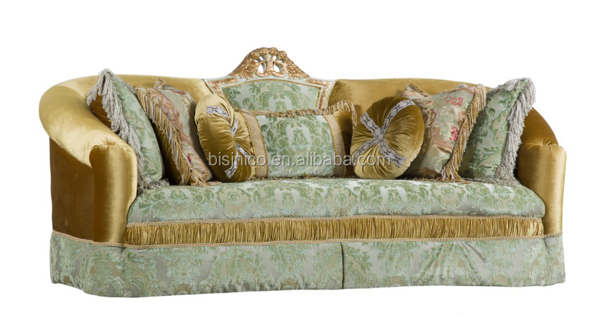 Fresh Green Color Flower Pattern Fabric Living Room Furniture Sofa Set View Sofa Set Bisini Product Details From Zhaoqing Bisini Furniture And