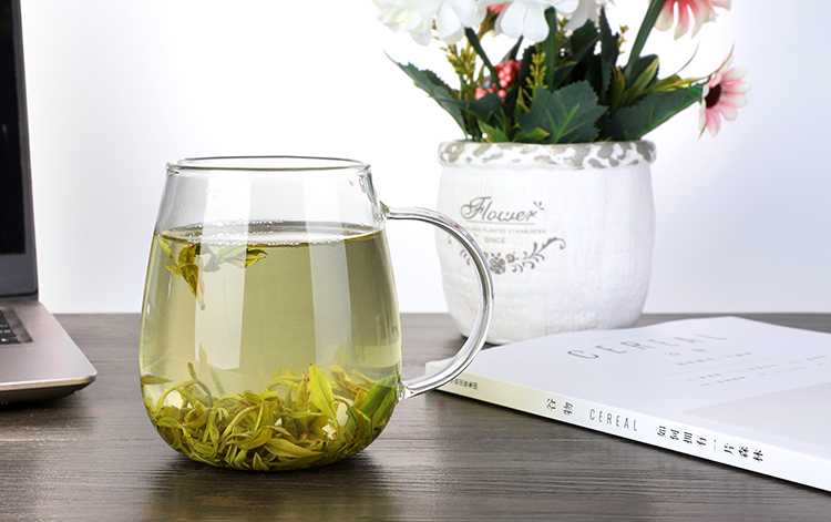 The vert de chine Durable Fragrance Natural Fresh Slim Fast Green Tea - 4uTea | 4uTea.com