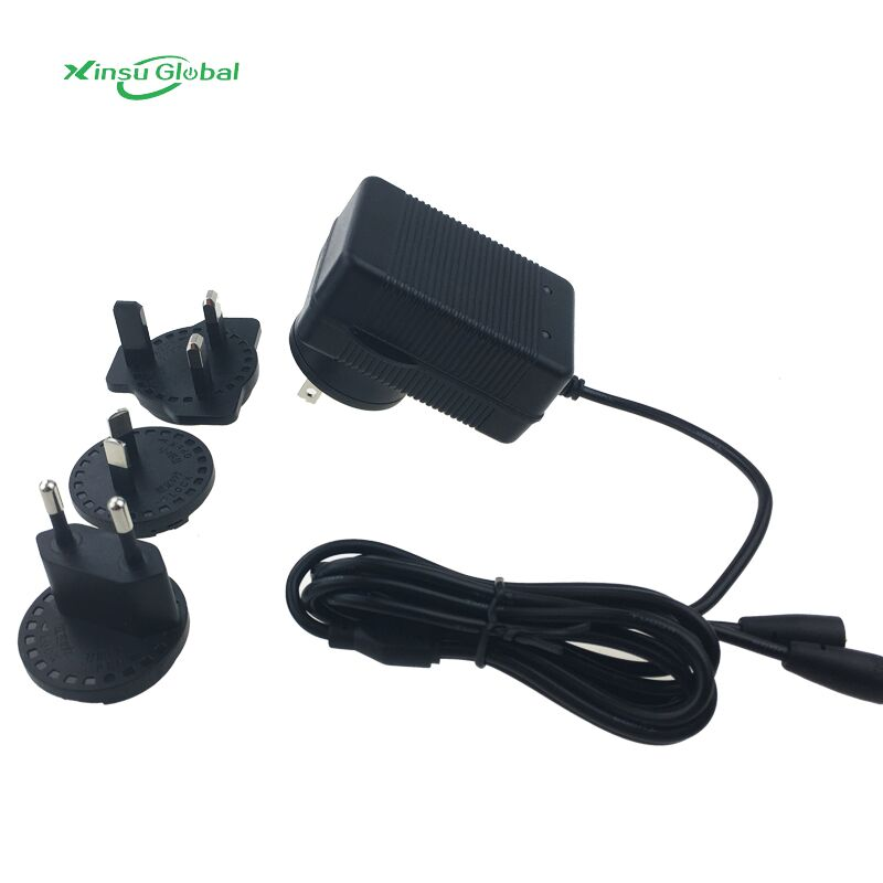 8.4V 1A two ways output charger for heated cloth heated gloves heated jackets