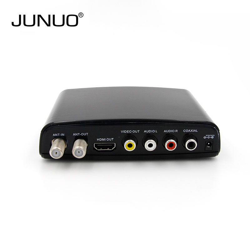 JUNUO OEM ODM  ISDB-T TV Conversoersor  Tv-ontvanger / set-top box / tv-converter For Surinam