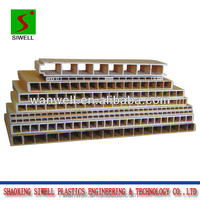 Wpc Wide Plastic Pvc Hohl T 252 Rverkleidung Extrusionsform