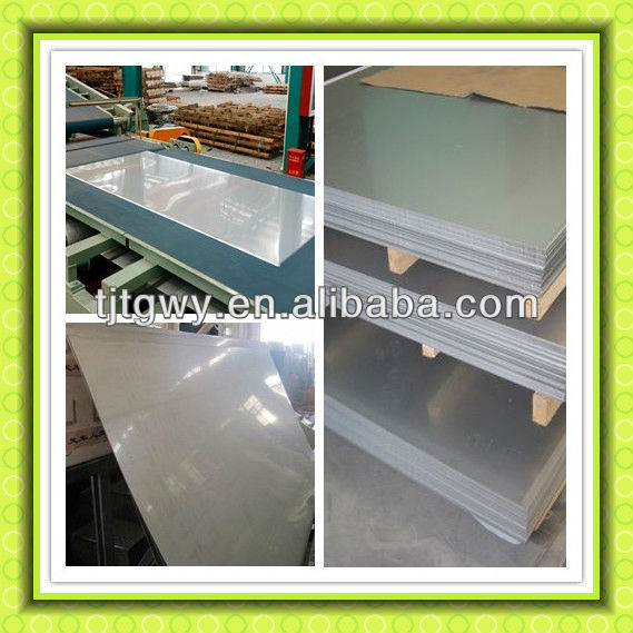 201 304 316 316L 904 904L Stainless Steel Plate / 304 201 Stainless Steel Sheet