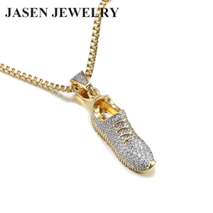 Top Sale Shoe Shape Pendant Men's Sneaker Pendants