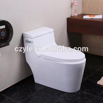 Modernes Badezimmer Wc Washdown Einteilige Toilettenartikel Aus ...