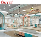 Garment Shop Decoration Furniture Kids Clothing Shop Baby Clothes Store Interior Design