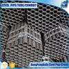 Straight cutting black round erw steel pipe tube