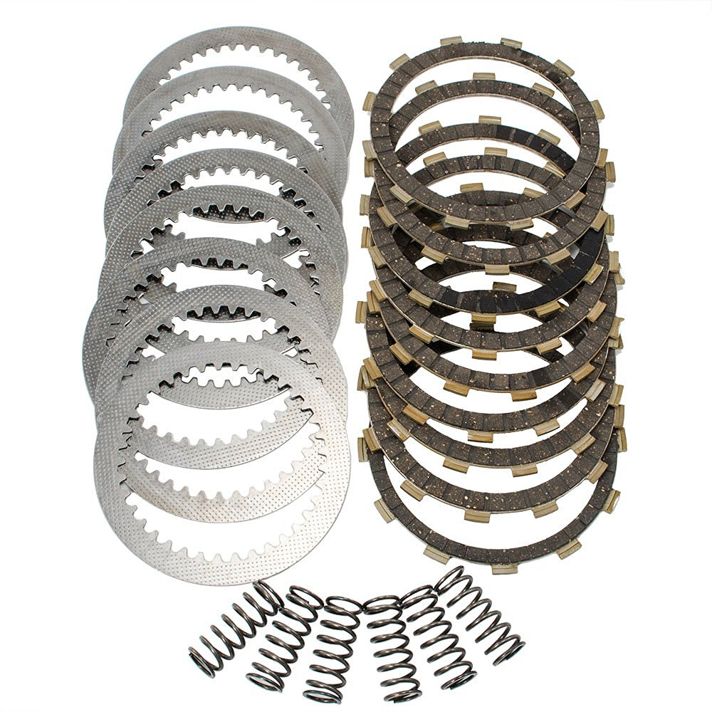 Complete Clutch Kit Friction Steel Plates Springs for Suzuki LTZ400 LTZ400Z 2005 2006 2007 2008