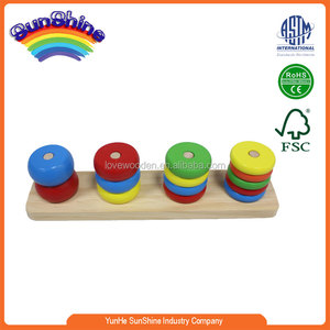 wooden round blocks unshaped blocks