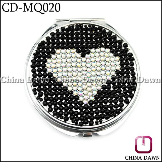 wedding gifts for guests mirror with diamonds CD-MQ016
