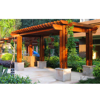 Gunstige Holz Pergolen Fur Garten Hof Park Villa Resorts Buy Balkon Pergola Holz Pergola Pergola Product On Alibaba Com