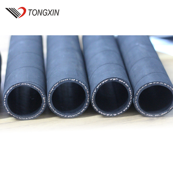 4 inch rubber hose