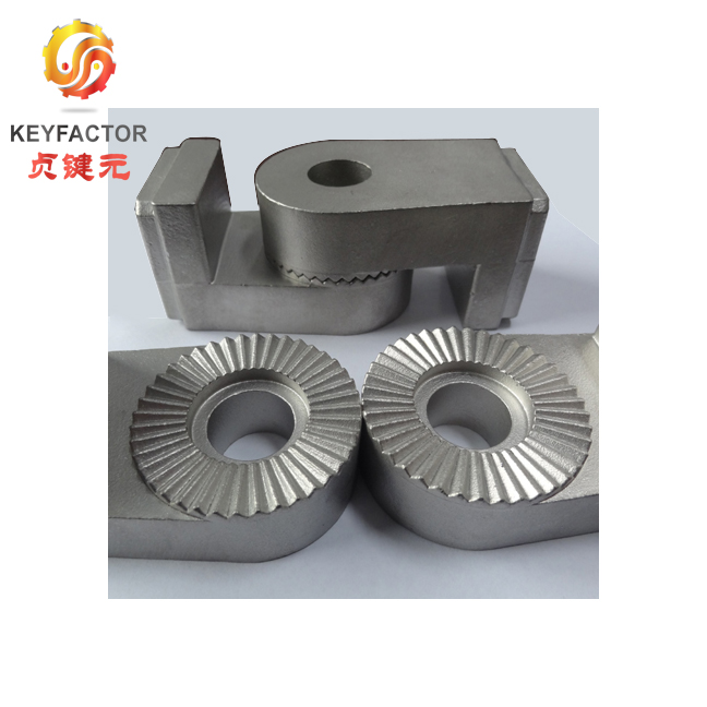 high precision mild steel Investment Casting Mechanical Parts