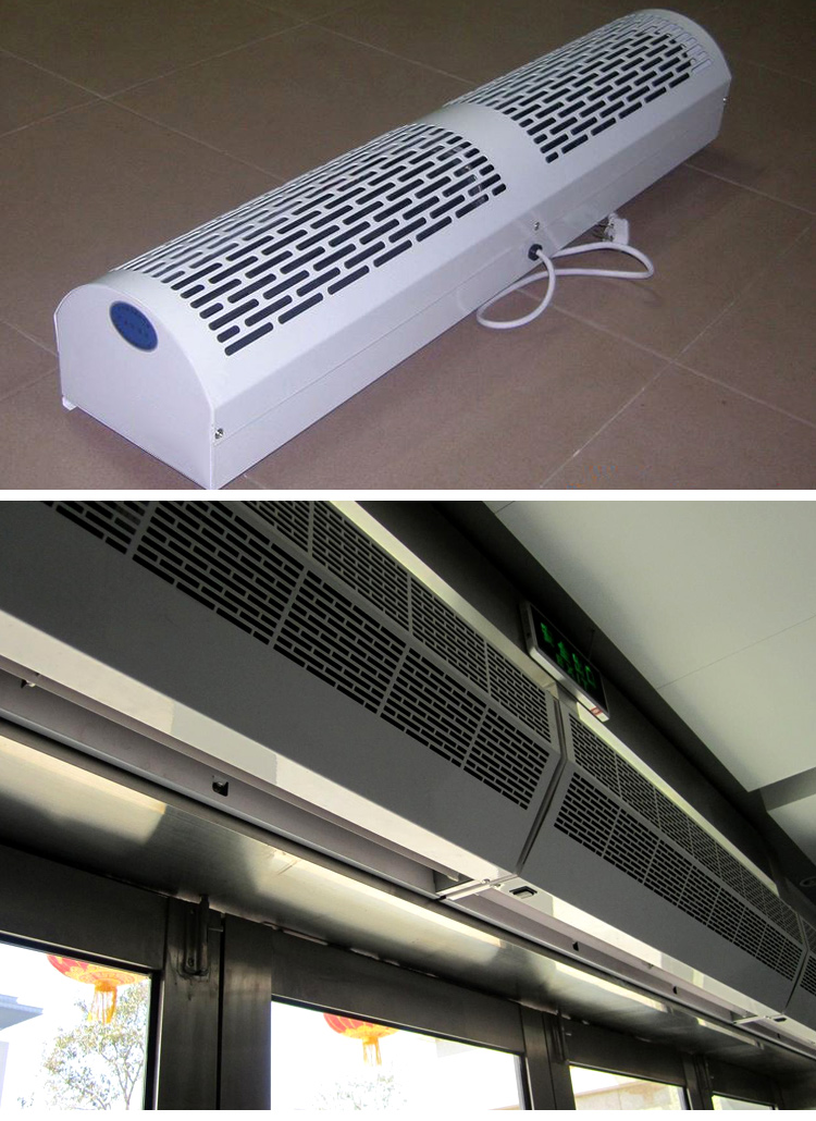 truck air curtain industrial air curtains general cooling system