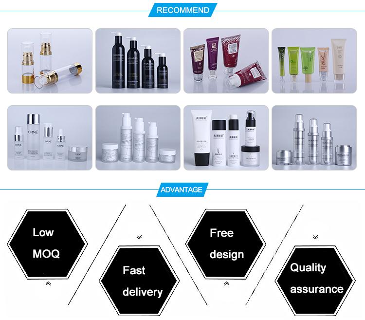 Recyclebaar materiaal cosmetische lotion 100 ml creative spray fles