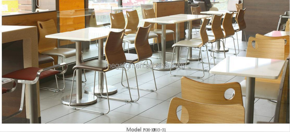 Used Royal Chair And Table For Restaurant Furniture Wooden