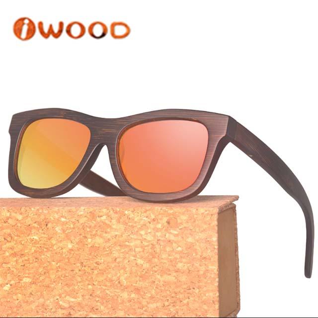 गुणवत्ता की लकड़ी धूप का चश्मा प्राकृतिक बांस धूप का चश्मा धूप चश्मे 100% गुणवत्ता की जाँच से पहले लदान के लिए पैकिंग