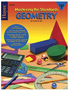 11 Pack HAYES SCHOOL PUBLISHING MASTERING THE STANDARDS GEOMETRY