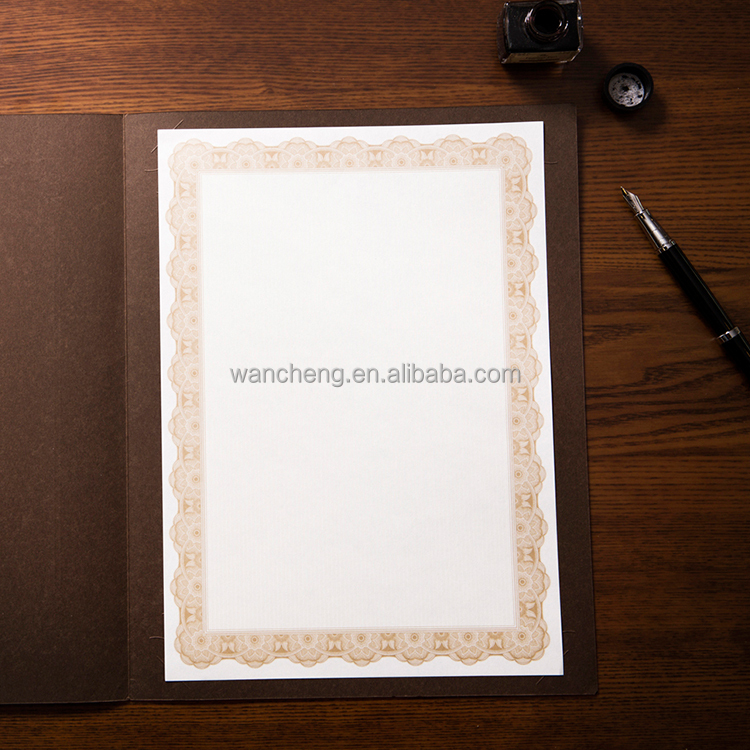 Wholesale Brown Optima A4 Award Certificate Paper for Degree Printing 900184