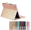 diamond pattern Leather Smart Case Stand Cover for Apple ipad Air ipad 5