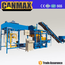 QT4-22 Automatic Feeding simple concrete block making machine, hollow block machine cagayan de oro suppliers