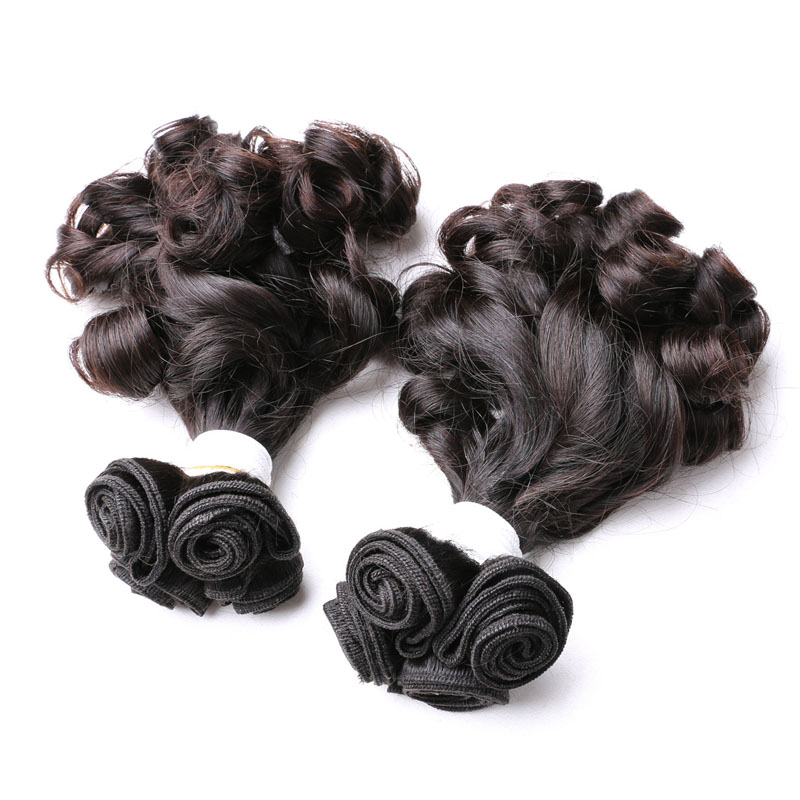 Brazilian Protein Hair Treatment Fumi Curly Hair Extension Attachments Human Hair Ponytail