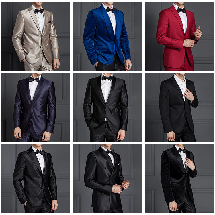3 Piece Coat Pant New Style Wedding Dress Suits For Men Buy New