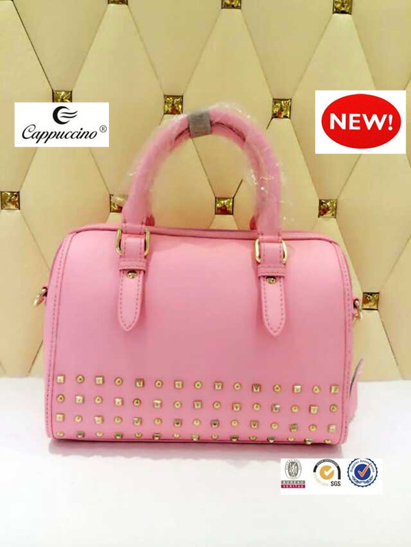 3ea111a3ba6d new style fashion beautiful and high quality leather ladies fashion handbags  from china