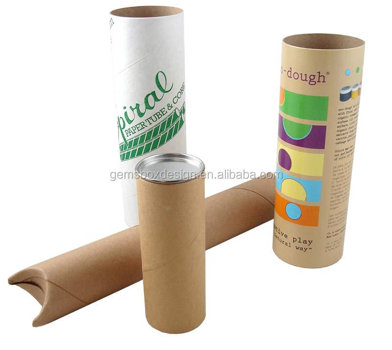 Custom Gift Color mailing shipping <strong>tube</strong>