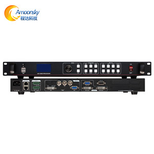 free technical support led screen processor lvp613u with usb function for  digital signage led screen