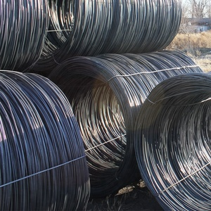 Wholesale hot rolling HPB235 5-22mm diameter wire rod price