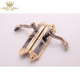 New design superior vintage door handles Golden plated Golden plated
