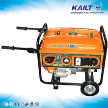 High quality 1kw-5kw gasoline generator with air-cooled