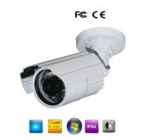 CCTV H.264 1.3 Mega Pixels HD 960P Audio/Video IP Camera Outdoor Waterproof Infrared Camera MR-IP521A