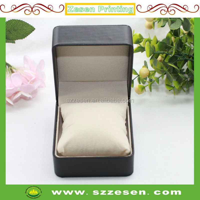 High-grade, Senior Black Leather Watch Boxes Hot Sale