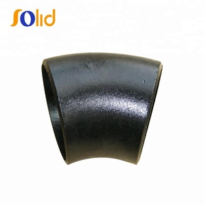 Bw A234 Wpb Seamless 45 Degree Carbon Steel Elbow