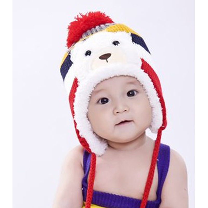 0bfee29fcd1c1c Get Quotations · baby hats winter for boy and girls bomber cap 2014 The  latest style Keep Warm Caps