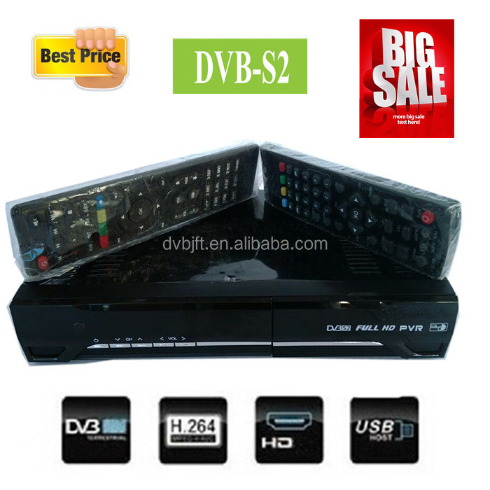 New modem dvb-s2 set top box digital satellite receiver diseqc 1.2 for middle asia