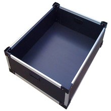 Popular Stacking Plastic Recycled Polypropylene Material Turnover Box