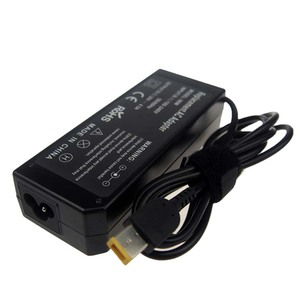 90W 20V 4.5A AC DC laptop charger adapter with usb square pin for IBM/Lenovo