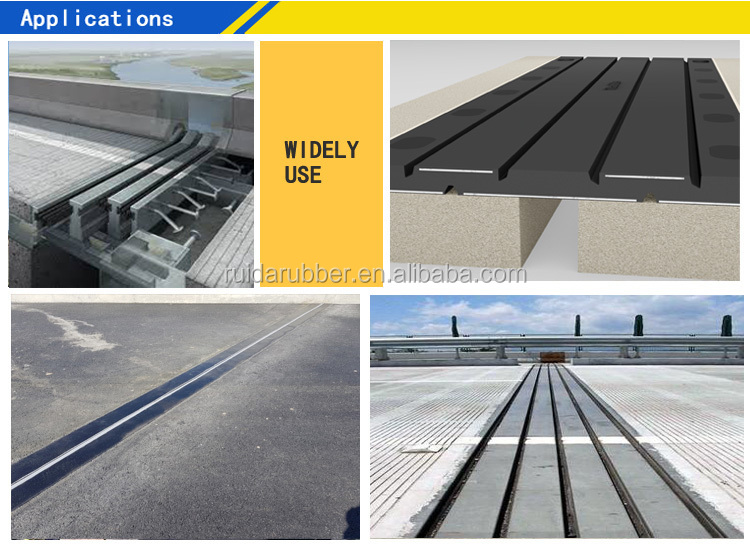 Ruida China Manufactures Hot Sale Bridge Railway Road Expansion Joint  Rubber - Buy Bridge Expansion Joint Rubber,Road Bridge Expansion  Joints,Railway