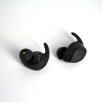 Nuevo Estilo Mini En La Oreja Tws Doble Estéreo Bluetooth Inalámbrico Auriculares Auriculares Con Micrófono Caja De Carga Para Iphone Buy